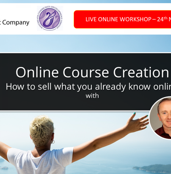 Online course creation